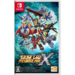 Super Robot Wars / Super Robot Taisen X (Multi Language) [Switch]