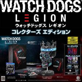 Watch Dogs Legion Collector's Edition [PS4]