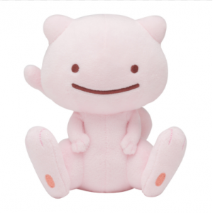 Pokemon - Plush Metamon Mew [Goods - POKEMON CENTER]