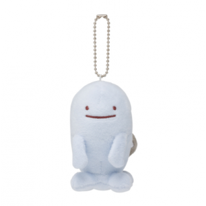 Pokemon - Keychain Metamon Wobbuffet [Goods - POKEMON CENTER]