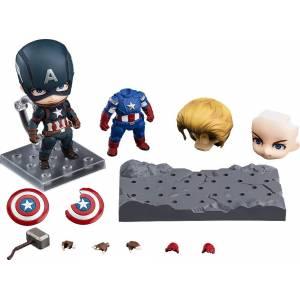 Avengers - Captain America Endgame Edition DX Ver. [Nendoroid 1218-DX]