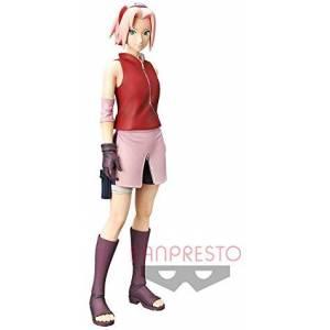 Naruto Shippuden - Grandista - Haruno Sakura [Banpresto] [Used]