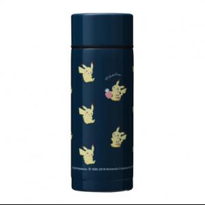 Pokemon - Mini Thermos Bottle Pikachu Razz Berry [Goods - POKEMON CENTER]