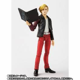 Kamen Rider OOO - Ankh Limited Edition [SH Figuarts]