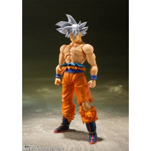 Dragon Ball Super - Son Goku Ultra Instinct [SH Figuarts]