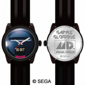 Mega Drive 16-BIT Watch Limited Edition [GOODS]