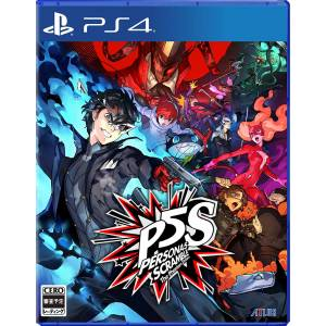 Persona 5 Scramble The Phantom Strikers - Standard Edition [PS4]