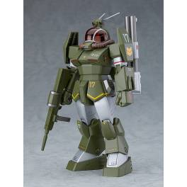 COMBAT ARMORS MAX 18 1/72 Fang of the Sun Dougram Soltic H8 Roundfacer Reinforced Pack Mounted Type Plastic Model [Max Factory]