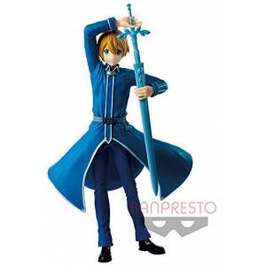 Sword Art Online Alicization -  Braiding Kirito Figure [Banpresto]