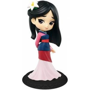Q posket Disney Characters - Mulan [Banpresto] [Used]
