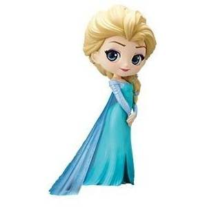 Q posket Disney Characters - Elsa Normal Version [Banpresto]