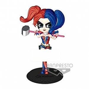 Q posket - Harley Quinn [Banpresto] [Used]