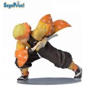 Kimetsu no Yaiba - Super Premium Figure - Zenitsu Agatsuma [Sega] [Used]