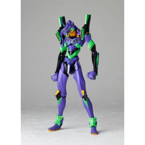 "EVANGELION EVOLUTION EV-001S EVA-01 ""Evangelion: 1.0 You Are (Not) Alone"" New Package [Revoltech]"