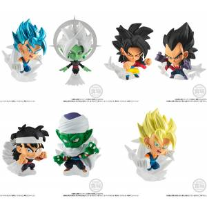 Dragon Ball Chou Senshi Figure 2 12 Pack BOX [Bandai]