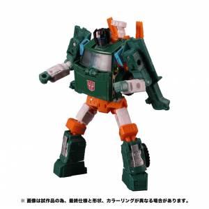 Transformers Earthrise ER-01 Hoist [Takara Tomy]