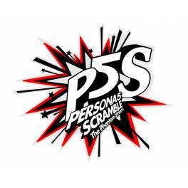 Persona 5 Scramble The Phantom Strikers - Limited Edition Famitsu DX Pack [Switch]