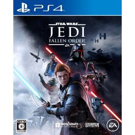 Jedi Fallen Order - Standard Edition (Multi Language) [PS4]