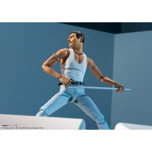 Freddie Mercury Live Aid Ver. [SH Figuarts]