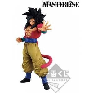 Ichiban Kuji - Dragon Ball The Greatest Saiyan B Prize Super Saiyan 4 Son Goku [Banpresto] [Used]