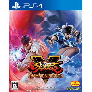 STREET FIGHTER V CHAMPION EDITION - Standard Edition [PS4]