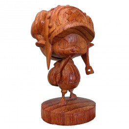 ONE PIECE-Tony Tony Chopper:Wood Craved [Wakuten (M-ARTS)]