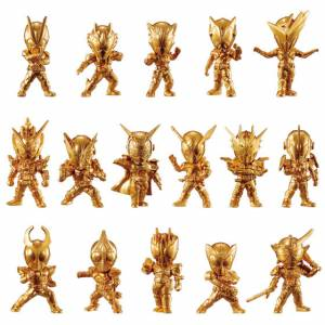 Kamen Rider Gold Figure 01 16 Pack BOX [Bandai]