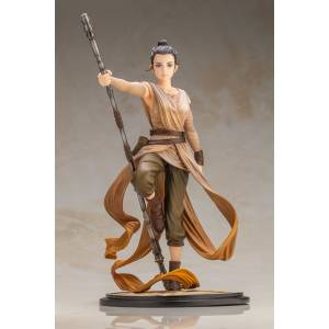 Star Wars: The Force Awakens Rey -Descendant of Light- [ARTFX Artist Series]