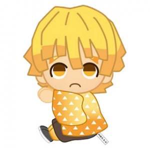 Pitatto Mascot Kimetsu no Yaiba 03 Zenitsu Agatsuma [Goods]