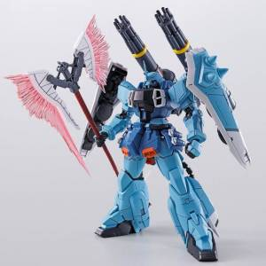 Gundam SEED Destiny - Slash ZAKU Phantom (Yzak Jule Custom) Limited Edition [1/100 MG / Bandai]