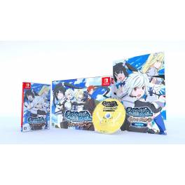 Is It Wrong to Try to Pick Up Girls in a Dungeon? Infinite Combate Limited Edition [Switch]