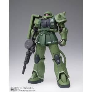 Mobile Suit Gundam: The Origin - MS-06C Zaku II Type C [GUNDAM FIX FIGURATION METAL COMPOSITE]
