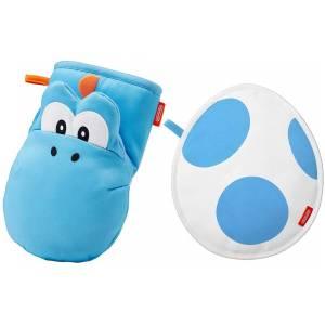 Super Mario Home & Party Pot-holder (Mizuiro Yoshi) [Goods]
