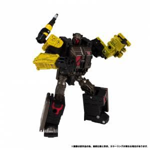 Transformers Earthrise ER-04 Ironworks [Takara Tomy]