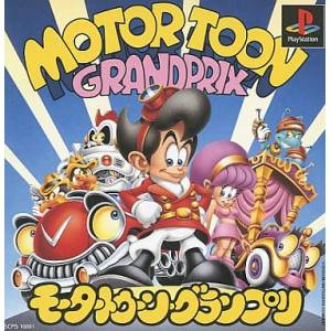 Motor Toon Grand Prix [PS1 - occasion BE]