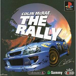 Colin McRae The Rally [PS1 - Used Good Condition]