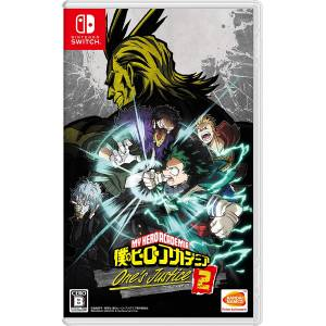 Boku no Hero Academia / My Hero Academia One's Justice 2- Standard Edition [Switch]