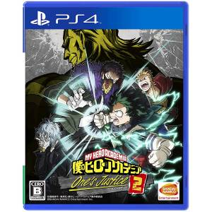 Boku no Hero Academia / My Hero Academia One's Justice 2- Standard Edition [PS4]