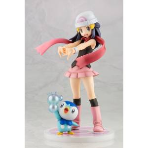 Pokemon Series - Hikari with Pochama / Dawn with Piplup [ARTFX J]