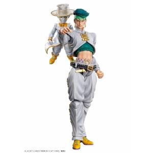 JoJo's Bizarre Adventure Part. 4 - Rohan Kishibe & Heaven's Door [Super Action Statue]