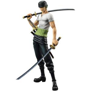 One Piece Neo-DX - Roronoa Zoro 10th Limited Ver. [Portrait Of Pirates] [Occasion]