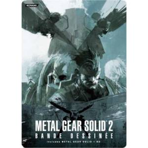 Metal Gear Solid Bande-Dessinée 1 & 2 [DVD]
