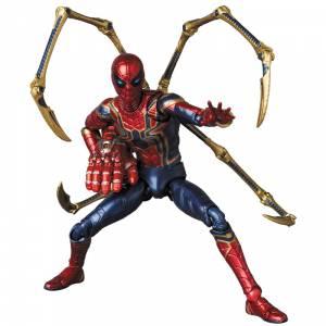 AVENGERS ENDGAME - IRON SPIDER END GAME Ver. [Mafex No.121]