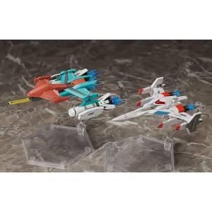Galaxian Galaxip GFX-D001a / Galaga Fighter GFX-D002f  DX Ver. Limited Edition [Figma SP-123DX]