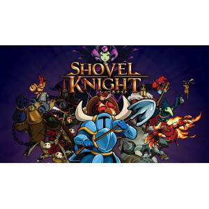 Shovel Knight - Standard Edition (Multi Language) [PS4]