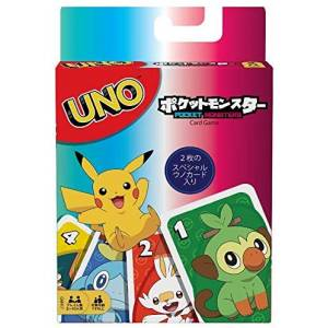 UNO Pokemon (Pokemon Sword and Shield) GNH17 [Goods]