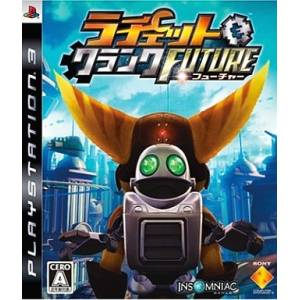 Ratchet & Clank Future [PS3 - Used Good Condition]