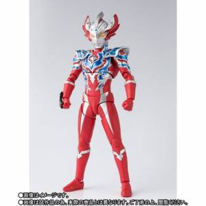 Ultraman Taiga Tri-Strium Limited Edition [SH Figuarts]