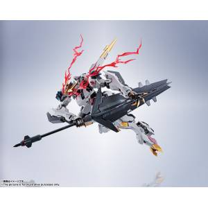 Mobile Suit Gundam IRON-BLOODED ORPHANS - ASW-G-08 Gundam Barbatos Lupus Rex [Metal Robot Spirits SIDE MS]