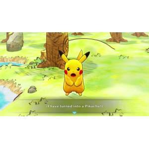Pokemon Mystery Dungeon: Rescue Team DX - Standard Edition (Multi Language) [Switch]